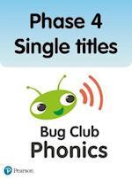 Phonics Bug Phase 4 Single Titles (Phonics Bug)