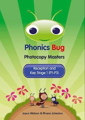 Phonics Bug Photocopy Masters (all Phases)