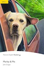 Level 2: Marley and Me MP3 for Pack (Penguin Readers Simplified Text)