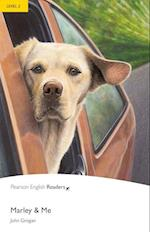 Level 2: Marley and Me Book and MP3 Pack (Penguin Readers Simplified Text)