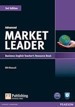 Market Leader 3rd Edition Advanced Teacher's Resource BookTest Master CD-ROM Pack (Market Leader)