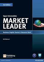 Market Leader 3rd Edition Upper Intermediate Teacher's Resource Book and Test Master CD-ROM Pack (Market Leader)