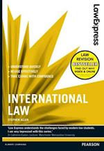 Law Express: International Law (Revision Guide) (Law Express)