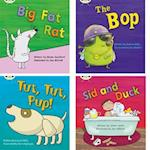 Learn to Read at Home with Phonics Bug: Pack 2 (Pack of 4 fiction books) (Phonics Bug)