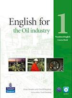 English for the Oil Industry Level 1 Coursebook and CD-Ro Pack (Vocational English)