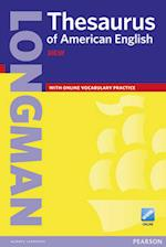Longman Thesaurus of American English paper&Online (K-12) (American Thesaurus)