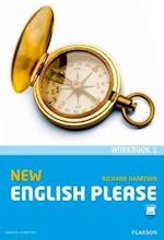 English Please WB 1- New Edition af Richard Harrison