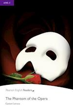 Level 5: The Phantom of the Opera Book and MP3 Pack (Penguin Readers)