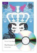 Level 5: The Prisoner of Zenda Book and MP3 Pack af Anthony Hope