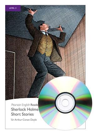 Bog, ukendt format Level 5: Sherlock Holmes Short Stories Book and MP3 Pack af Arthur Conan Doyle