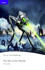 Level 5: War of the Worlds Book and MP3 Pack (Penguin Readers (graded Readers))