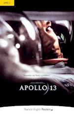 Level 2: Apollo 13 Book and CD Pack (Penguin Readers Simplified Text)