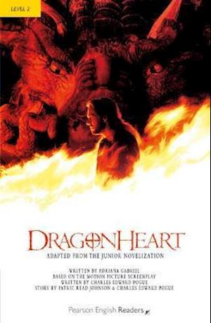Level 2: Dragonheart Book and CD Pack