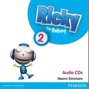 Ricky The Robot 2 Audio CD