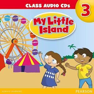 My Little Island Level 3 Audio CD