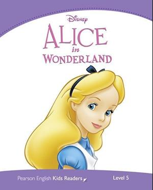 Level 5: Disney Alice in Wonderland
