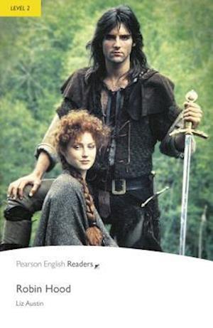 Få Level 2: Robin Hood Book and MP3 Pack af som Ukendt bog