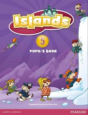 Islands Level 5 Pupil's Book