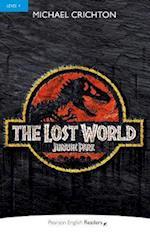PLPR4: Lost World: Jurassic Park af Michael Crichton