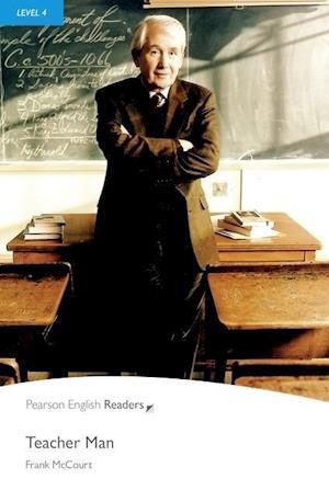 Bog, ukendt format Level 4: Teacher Man Book and MP3 Pack af Frank McCourt