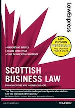 Law Express: Scottish Business Law (Revision guide) (Law Express)