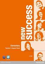 New Success Elementary Teacher's Book & DVD-ROM Pack