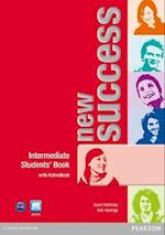 New Success Intermediate Students' Book & Active Book Pack