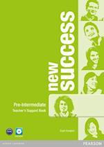 New Success Pre-Intermediate Teacher's Book & DVD-ROM Pack
