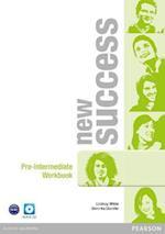 New Success Pre-Intermediate Workbook & Audio CD Pack