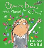 What Planet are You from Clarice Bean? af Lauren Child