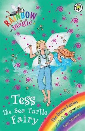 Rainbow Magic: Tess the Sea Turtle Fairy