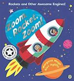Awesome Engines: Zoom, Rocket, Zoom! af Margaret Mayo