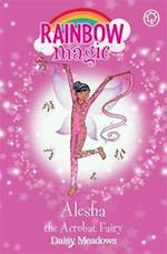 Rainbow Magic: Alesha the Acrobat Fairy