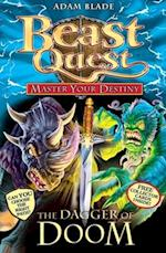 Master Your Destiny: The Dagger of Doom (Beast Quest, nr. 2)