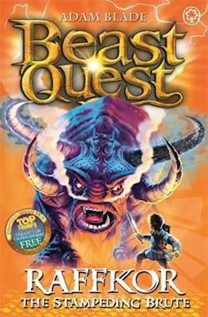 Beast Quest: Raffkor the Stampeding Brute