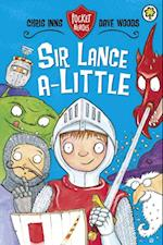 Pocket Heroes: 2: Sir Lance-a-Little
