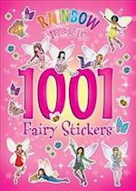 Rainbow Magic: 1001 Fairy Stickers af Daisy Meadows