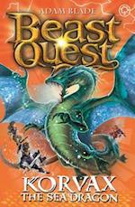 Korvax the Sea Dragon (Beast Quest)