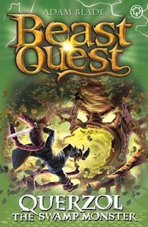 Querzol the Swamp Monster