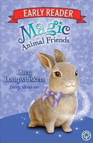 Bog, paperback Magic Animal Friends Early Reader: Lucy Longwhiskers af Daisy Meadows