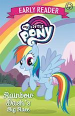 Rainbow Dash's Big Race! (My Little Pony Early Reader)