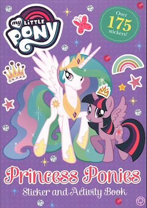 Bog, paperback My Little Pony: Princess Ponies Sticker and Activity Book af My Little Pony