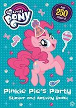 My Little Pony: Pinkie Pie's Party Sticker and Activity Book (My little pony, nr. 9)