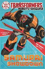 Samurai Showdown (Transformers)
