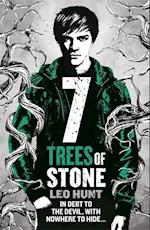 Seven Trees of Stone (Thirteen Days of Midnight Trilogy, nr. 3)