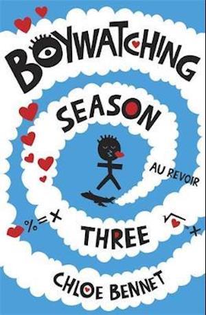 Bog, paperback Boywatching: Season Three af Chloe Bennet