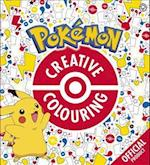 The Official Pokemon Creative Colouring (Pokemon, nr. 15)