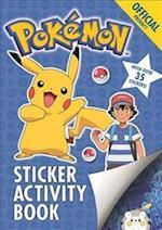 The Official Pokemon Sticker Activity Book (Pokemon, nr. 10)