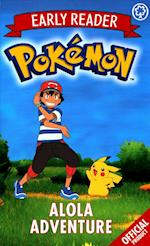 The Official Pokemon Early Reader: Alola Adventure (The Official Pokemon Early Reader, nr. 1)