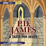 Taste For Death af P.D. James
